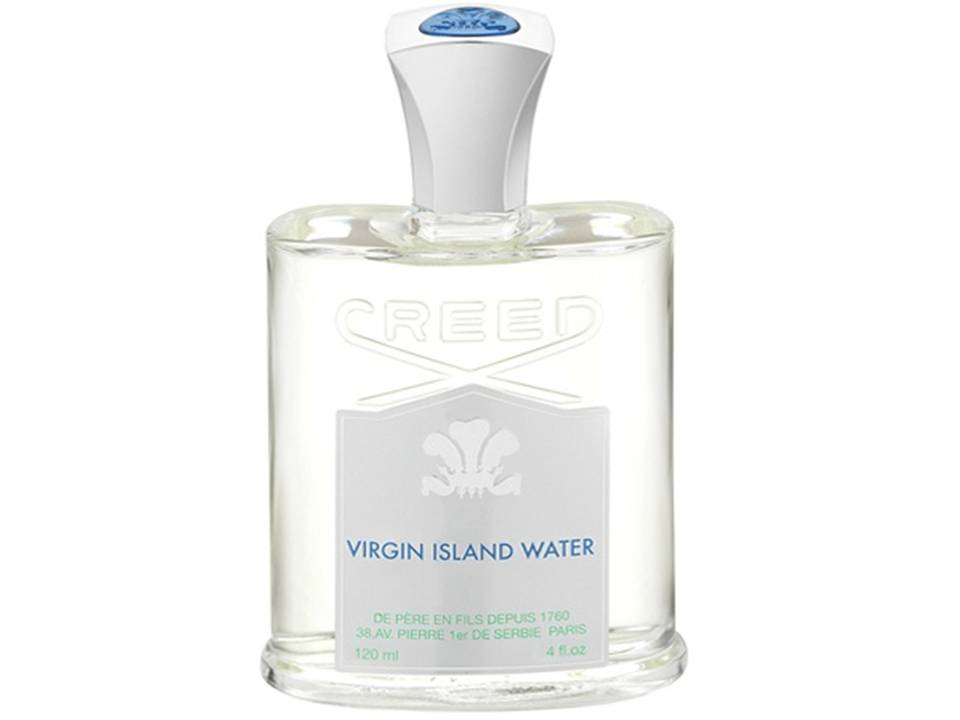 Virgin Island Water by Creed NO TESTER 100 ML.